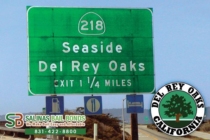 Del Rey Oaks Bail Bond Store