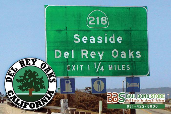 Del Rey Oaks Bail Bonds
