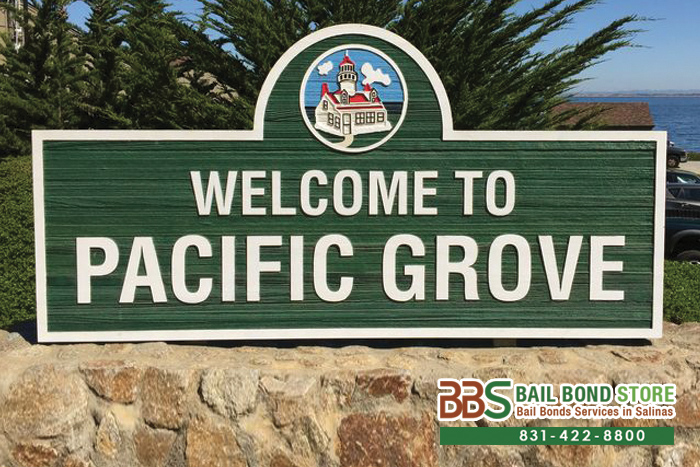 Pacific Grove Bail Bonds