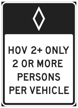 Driving In The Carpool Lane