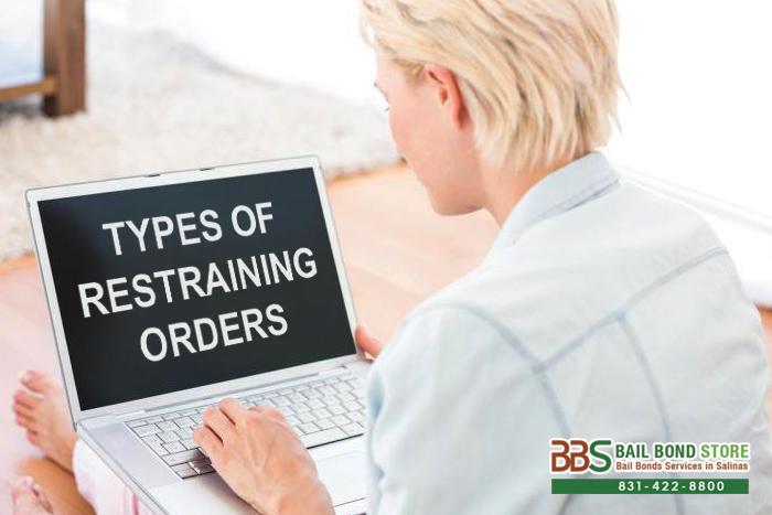 Types Of Restraining Orders Santa Cruz