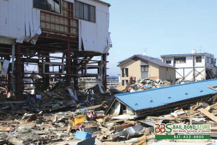 Preparing For Earthquake Salinas