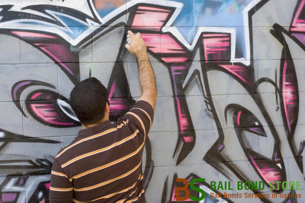 Tagging and Graffiti Laws Here in California
