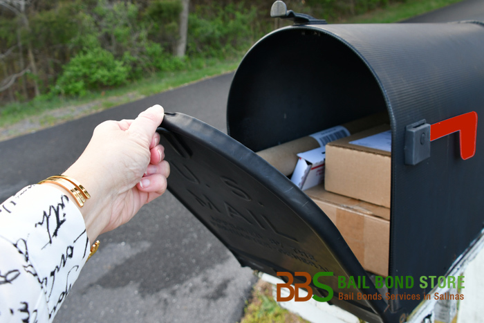 Mail Theft in California