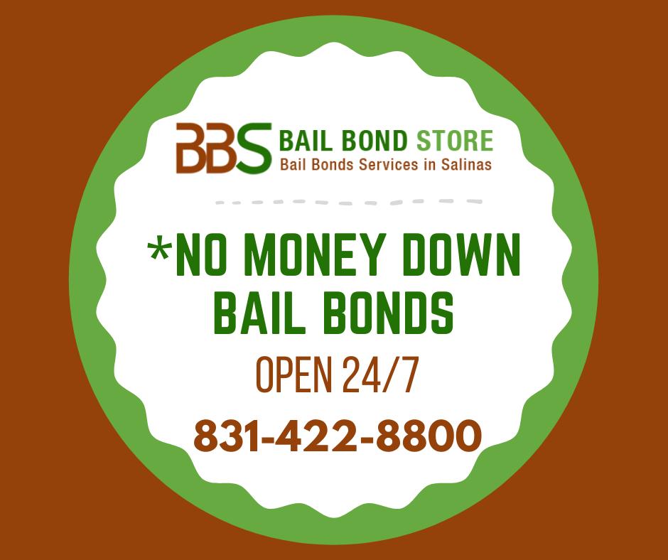 Bail Bonds in Salinas